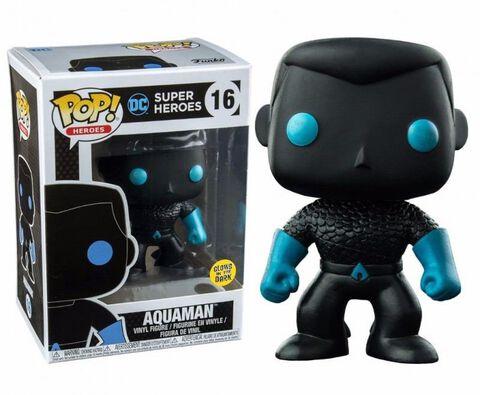 Figurine Funko Pop! N°16 - Justice League - Aquaman Silhouette Gitd