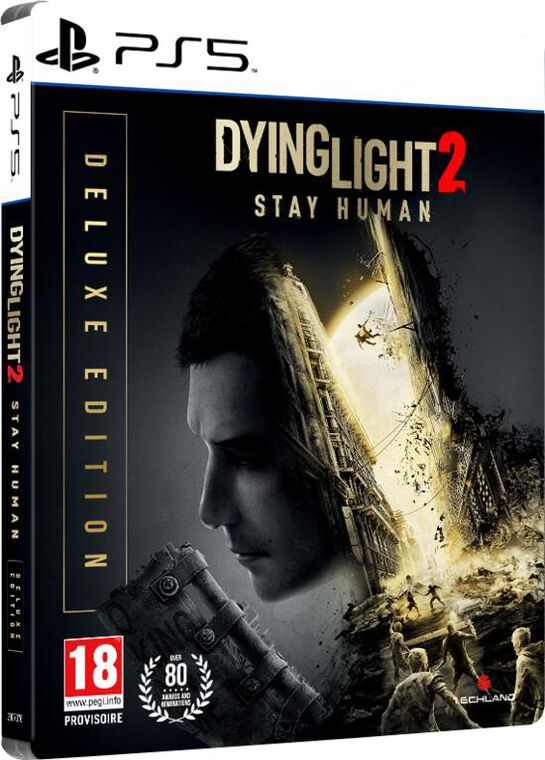Dying Light 2 Stay Human Deluxe Edition