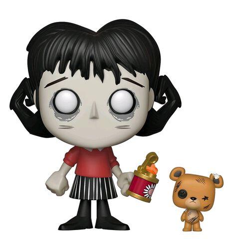 Figurine Funko Pop! N°403 - Don't Starve - Willow et Bernie