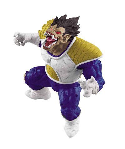 Statuette Creator X Creator - Dragon Ball Z - Great Ape Vegeta