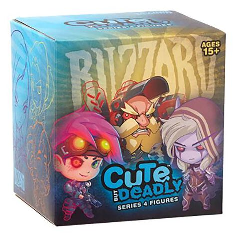 Figurine Mystère - Blizzard - Cute But Deadly Serie 4