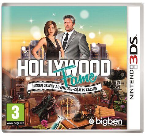 Hollywood Fame Hidden Object Adventures sur 3DS, tous les jeux ...