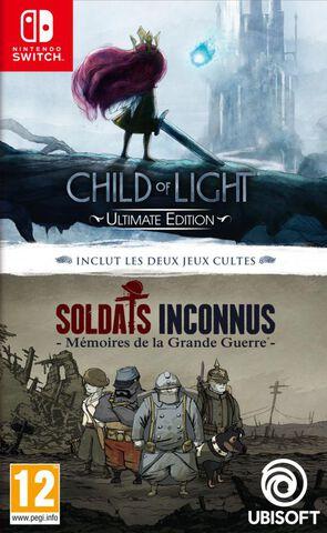 Compilation Child of Light + Soldats Inconnus