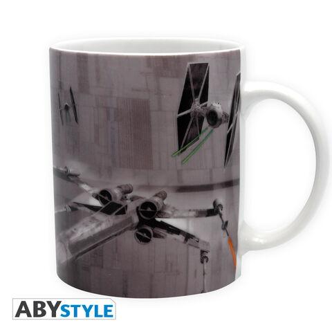 Mug - Star Wars - X Wing Vs Tiefighter - 320 Ml