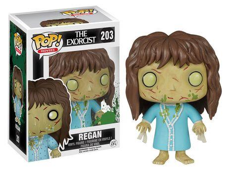 Figurine Funko Pop! N°203 - L'Exorciste - Regan