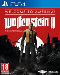 Wolfenstein II The New Colossus Welcome To Amerika