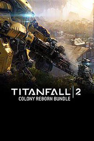 Dlc Titanfall 2 Bundle Nouvelle Colonie Xbox One