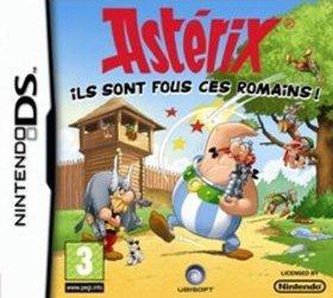 Asterix, Ils Sont Fous Ces Romains