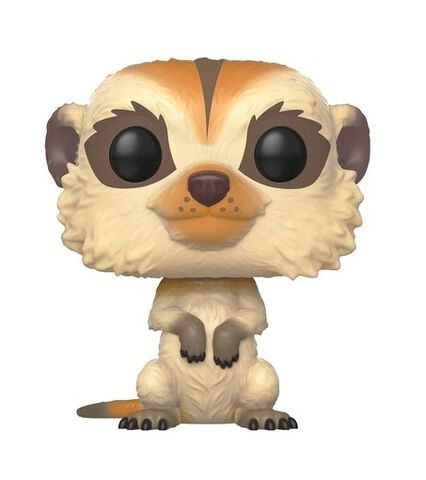 Figurine Funko Pop! N°549 - Le Roi Lion - Timon