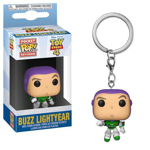 Porte-clés - Toy Story 4 - Buzz L'Éclair