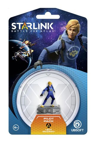 Figurine Starlink Pack Pilotes Levi Toys