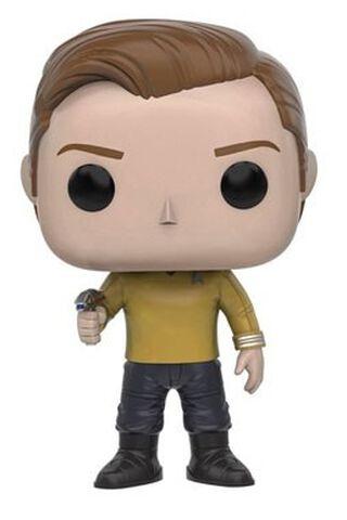 Figurine Funko Pop! N°347 - Star Trek - Kirk