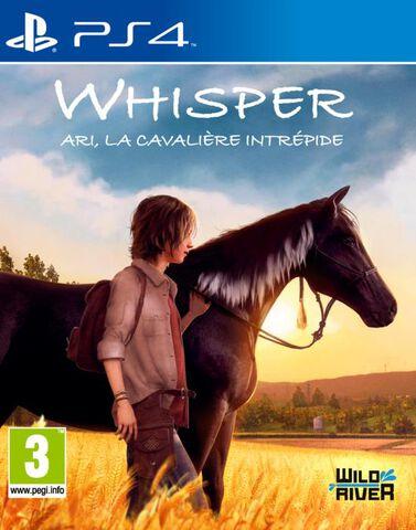 Whisper Ari La Cavalière Intrépide