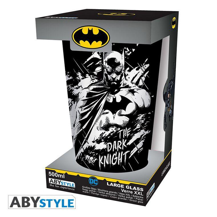 Verre Xxl - Dc Comics - Batman Et Joker 400 Ml