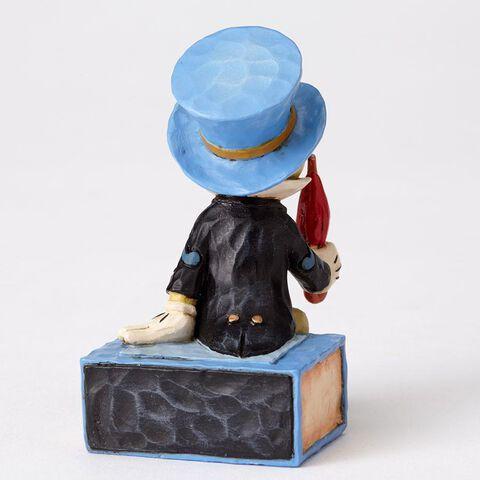 Figurine Disney Tradition  - Pinocchio - Jiminy Cricket Mini (wb)