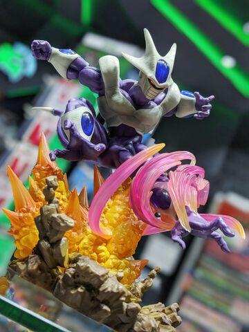 Figurine Figuarts Zero - Dragon Ball Z - Cooler Forme Finale