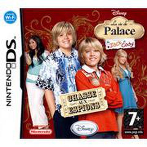 La Vie De Palace De Zack & Cody, Chasse Aux Espions