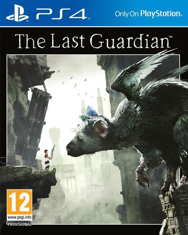 The Last Guardian Collector Edition