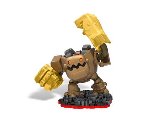 Figurine Skylanders Trap Team Jawbreaker