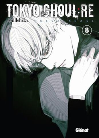 Manga - Tokyo Ghoul : RE - Tome 08
