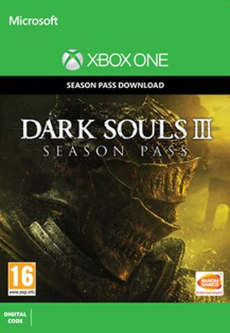 Dark Souls III- Season Pass - Version digitale