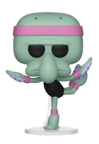 Figurine Funko Pop! N°560 - Bob L'éponge - Carlo en ballerines