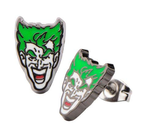 Boucles d'oreilles - DC Comics - Tête Joker