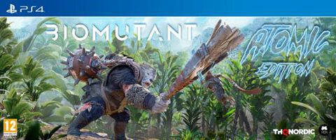 Biomutant Edition Atomic