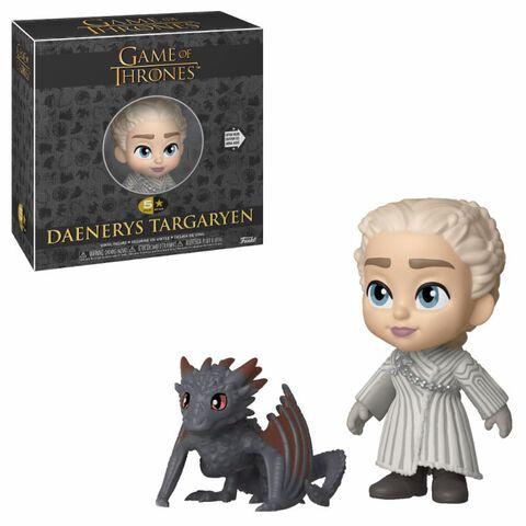 Figurine 5 Star - Game of Thrones - S10 Daenerys Targaryen