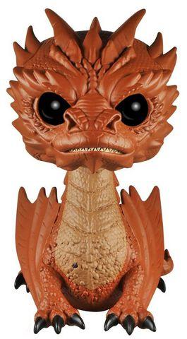 Figurine Funko Pop! N°124 - Le Hobbit - Smaug 15 Cm
