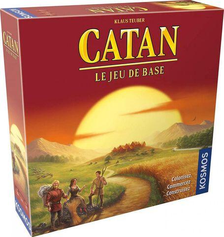 Jeux de société - Catan