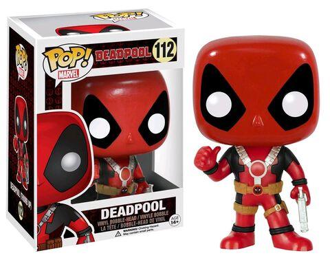 Figurine Funko Pop! N°112 - Deadpool Thumb Up