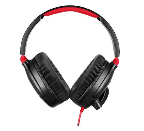 Casque Noir/rouge Turtle Beach Recon 70n