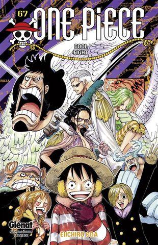 Manga - One Piece - Edition Originale Tome 67