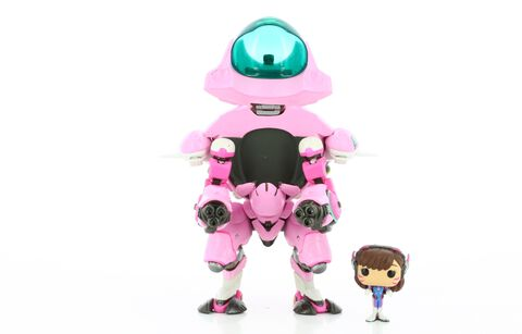 Figurine Funko Pop! N°177 - Overwatch - D.va - 15 cm