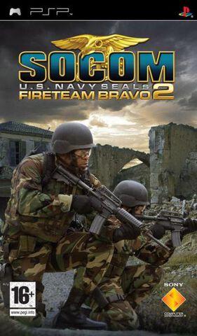 Socom Us Navy Seals, Fireteam Bravo 2