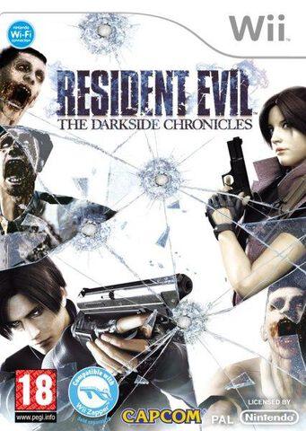 Resident Evil, The Darkside Chronicles