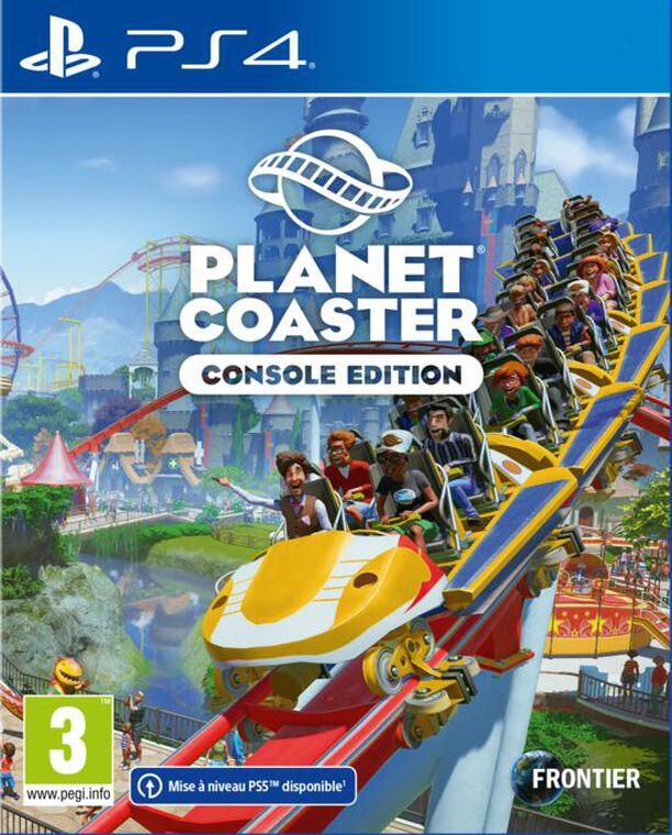 Planet Coaster Console Edition