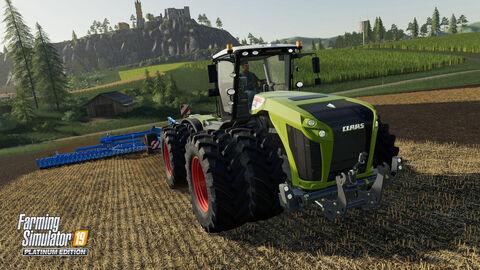 Farming Simulator 19 Extension