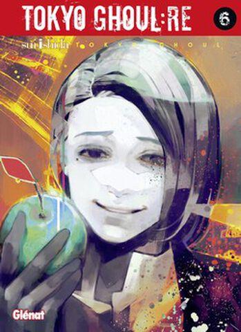 Manga - Tokyo Ghoul : RE - Tome 06