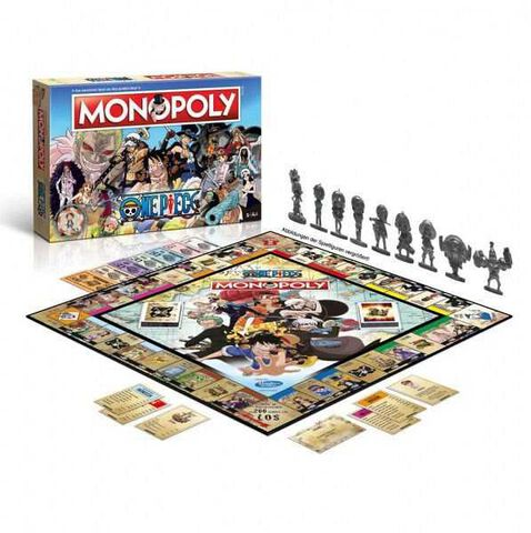 Monopoly - One Piece