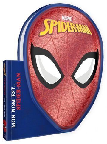 Livre - Marvel - Mon Nom Est - Spider-Man