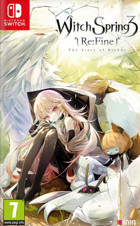 Witchspring3 [re:fine] The Story Of Eirudy