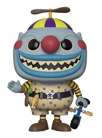 Figurine Toy Pop N°452 - L'Etrange Noël de Monsieur Jack - Clown avec visage déchiré