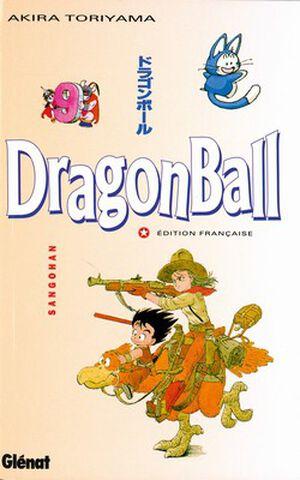 Manga - Dragon Ball - Tome 09 Sangohan