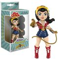 Figurine Rock Candy - Dc Bombshells - Wonder Woman