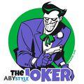 Verre - DC Comics - Le Joker