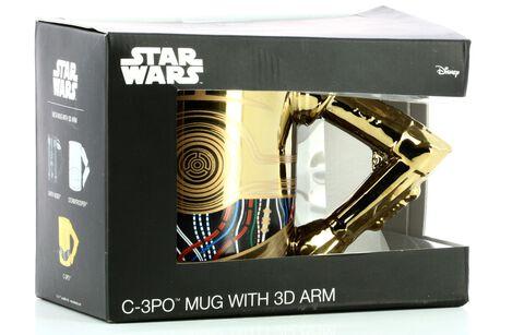 Mug Mata - Star Wars - C-3po