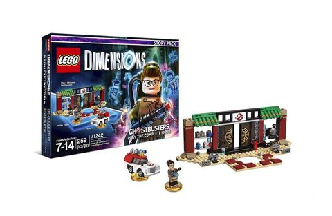 Lego Dimensions Pack Histoire - Ghostbusters [SOS Fantômes]