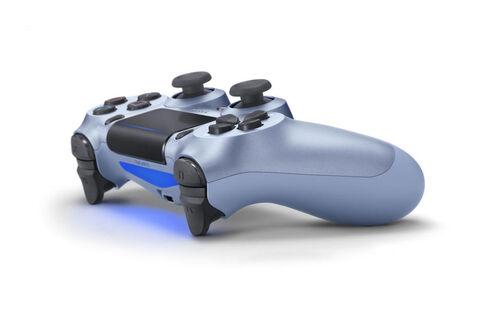 Dual Shock 4 Titanium Blue